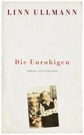 Linn Ullmann: Die Unruhigen ★★★★