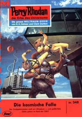 Perry Rhodan 348: Die kosmische Falle