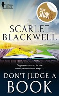 Scarlet Blackwell: Don't Judge a Book…