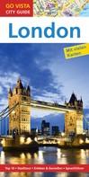 Petra Sparrer: GO VISTA: Reiseführer London ★★★★