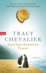 Zwei bemerkenswerte Frauen - Roman