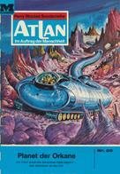 Hans Kneifel: Atlan 20: Planet der Orkane ★★★★★