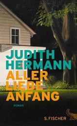 Aller Liebe Anfang - Roman