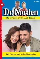 Patricia Vandenberg: Dr. Norden 612 – Arztroman ★★★★★