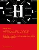 Stephan Hänni: Verkaufs Code