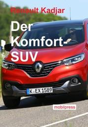 Renault Kadjar - Der Komfort-SUV