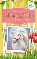 Andrea Wandel: Ein Pony für alle Fälle - Achter Roman: Schwere Zeiten für Marie ★★★★★