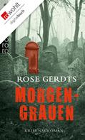 Rose Gerdts: Morgengrauen ★★★★