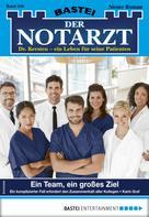 Karin Graf: Der Notarzt 336 - Arztroman ★★★★★