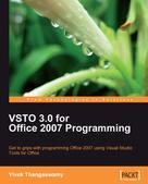 Vivek Thangaswamy: VSTO 3.0 for Office 2007 Programming