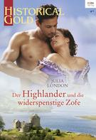 Julia London: Der Highlander und die widerspenstige Zofe ★★★★