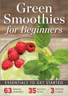Rockridge Press: Green Smoothies for Beginners