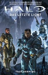 Halo: Das letzte Licht - Roman zum Game