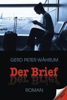 Gerd Peter Währum: Der Brief