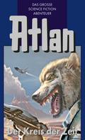 H.G. Francis: Atlan 33: Der Kreis der Zeit (Blauband) ★★★★