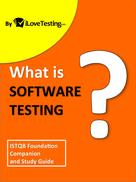 Daniel Chelliah: What is Software Testing?