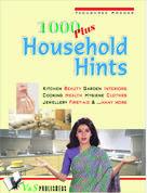 Tanushree Podder: 1000 Plus Household Hints