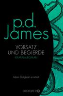 P. D. James: Vorsatz und Begierde ★★★★