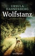 Ursula Hahnenberg: Wolfstanz ★★★★