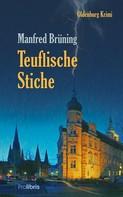 Manfred Brüning: Teuflische Stiche ★★★★