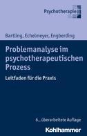 Gisela Bartling: Problemanalyse im psychotherapeutischen Prozess