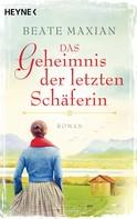 Beate Maxian: Das Geheimnis der letzten Schäferin ★★★★
