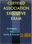 David Abrams: Certified Association Executive Exam