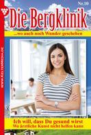 Hans-Peter Lehnert: Die Bergklinik 10 – Arztroman ★★★★★