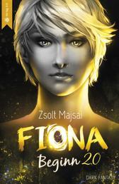 Fiona - Beginn ver. 2.0 - Die Kristallwelten-Saga 1