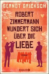 Robert Zimmermann wundert sich über die Liebe - Roman