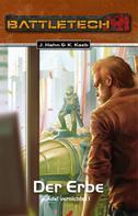 Jochen Hahn: BattleTech 29: Der Erbe ★★★★