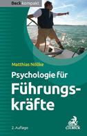 Matthias Nöllke: Psychologie für Führungskräfte ★★★★