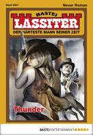 Jack Slade: Lassiter - Folge 2361 ★★★