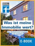 Werner Siepe: Was ist meine Immobilie wert?