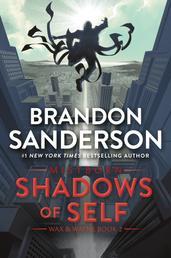 Shadows of Self - A Mistborn Novel