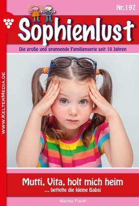 Sophienlust 197 – Familienroman
