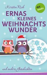 Ernas kleines Weihnachtswunder - und andere Geschichten