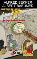 Alfred Bekker: Mercator, Mord und Möhren ★★★★★