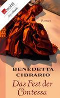 Benedetta Cibrario: Das Fest der Contessa ★★★★