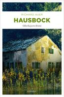 Richard Auer: Hausbock ★★★★