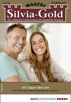 Silvia-Gold 85 - Liebesroman