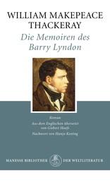 Die Memoiren des Barry Lyndon - Roman