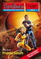 Frank Borsch: Perry Rhodan 2500: Projekt Saturn ★★★★