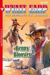 Wyatt Earp 217 – Western - Benny Blooster