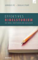Gordon D. Fee: Effektives Bibelstudium ★★★★★