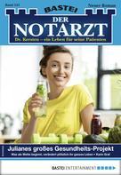 Karin Graf: Der Notarzt 323 - Arztroman ★★★★★