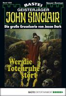 Jason Dark: John Sinclair - Folge 1205