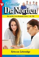 Patricia Vandenberg: Familie Dr. Norden 738 – Arztroman