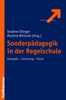 Stephan Ellinger: Sonderpädagogik in der Regelschule