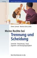 Dieter Schwab: Meine Rechte bei Trennung und Scheidung ★★★★